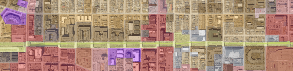 Example of an Urban Zoning Map